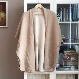 beautiful throw/poncho made in Morocco